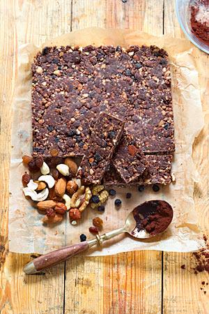 Rohe Schokolade Rohkost Kakao selber machen