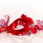 Karnevalsmaske Larve Faschingsmaske Luftschlagen Fasnacht
