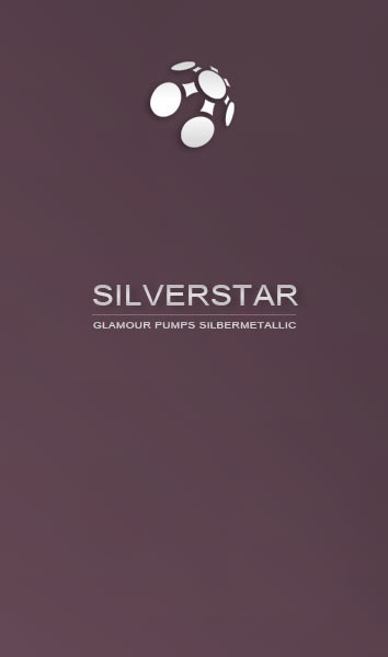 Silverstar Party Pumps