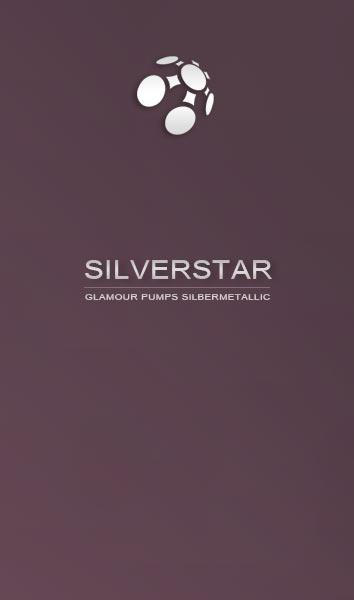 Silverstar Party Pumps