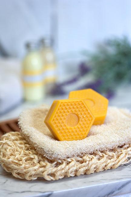 Öko-Bienenwachs-Seife Wellness Naturprodukte