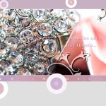 Diamonds Strass Mode-schmuck Fashion