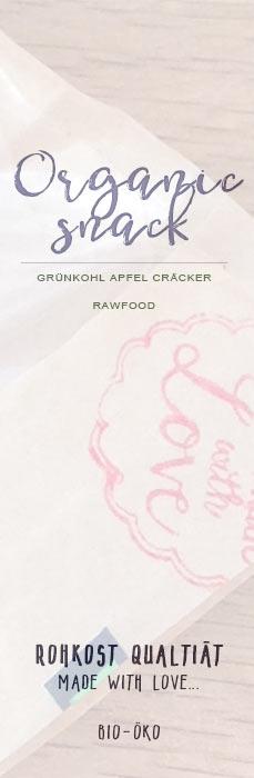 organic snack rawdies rohkost qualität made with love bio öko