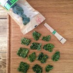 Rawdies Bio Vital Cräcker Greenup Grünkohl Apfel Chips