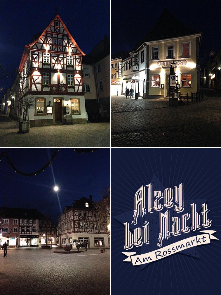 Alzey Rossmarkt
