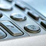 Mobiltelefon Tasten Email