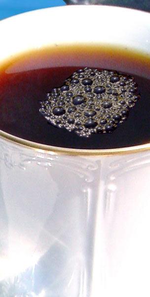 Kaffee Brötchen