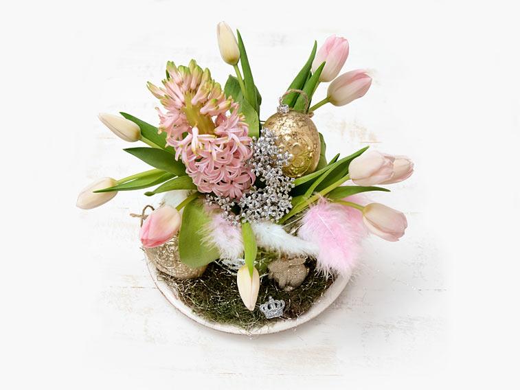 Blumenstrauß Ostern