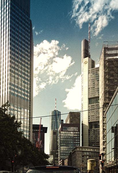 Frankfurt Bankvenviertel