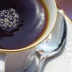 Kaffeetasse Kaffeelöffel