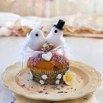 Hochzeitspaar Tauben
