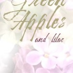green apples and lilac