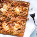 Pizza vegetarisch