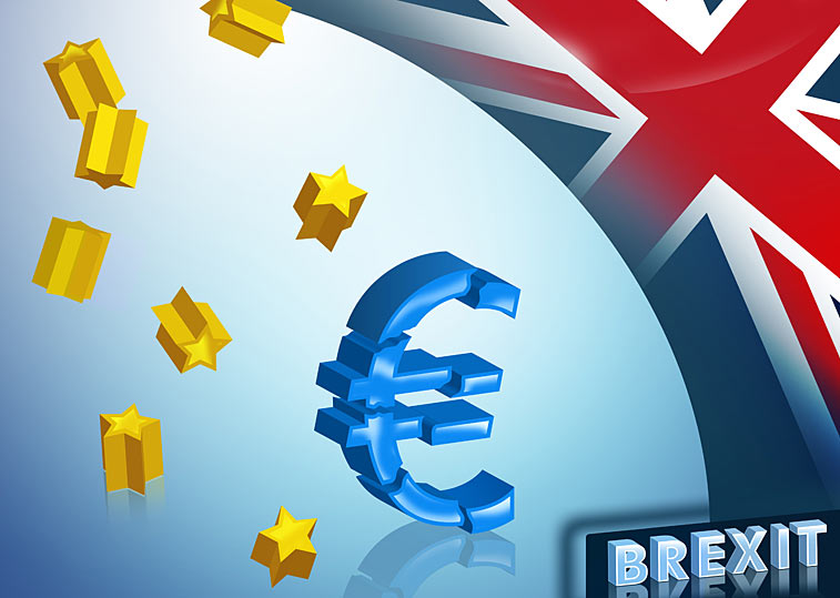 England Eurozerfall Brexit