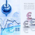 Euro-E Börsenchart Euro Dollar Yen