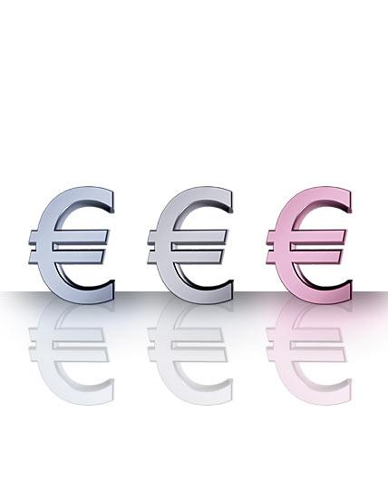 Euro-E bunt Reihe
