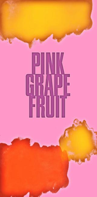 pink grapefruit grapefrucht pampelmuse