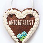 Lebkuchenherz Oktoberfest
