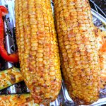 Maiskolben grillen vegetarisch vegan
