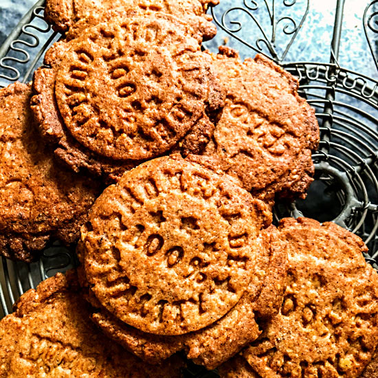 Dinkelkekse vegan - Homemade Cookies