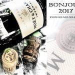 Silvester Neujahr Moet Champagner