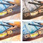Alte Wasserwaage und Werkzeug Color Lookup-Filter