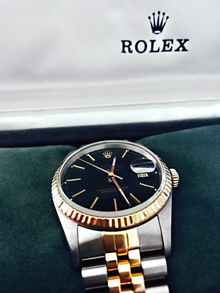 Rolex Datejust Box