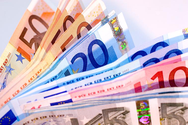 Geldscheine - Euroscheine