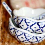 Asia Geschirr Reisschalen