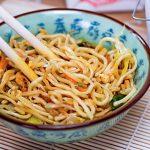 Asiatisch chinesisch essen