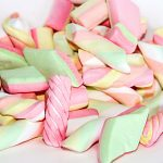 Süßer Speck Marshmallows