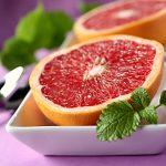 Grapefruit Grapefrucht Pampelmuse
