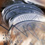 Geld Börsenkurs Börsenindex