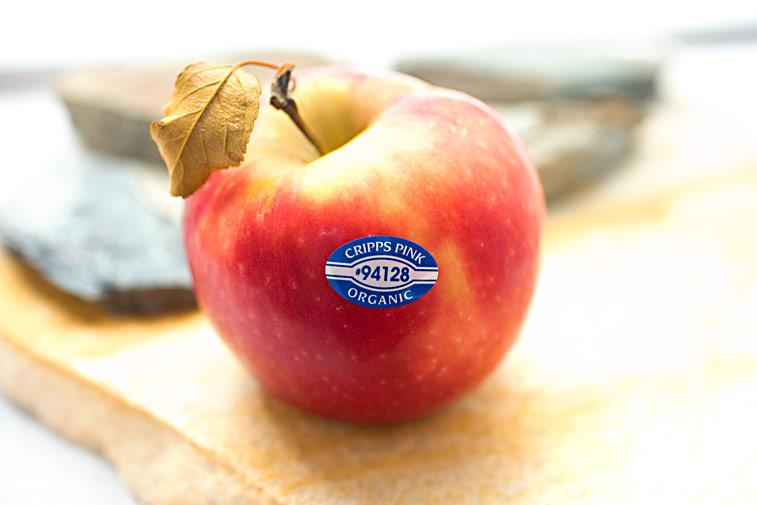 Bio-Apfel Crispps pink organic