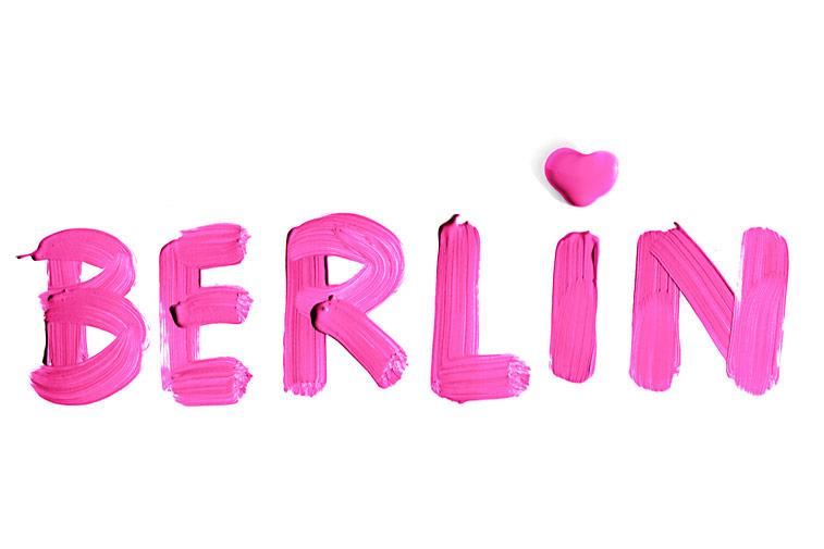 I love Berlin Herz