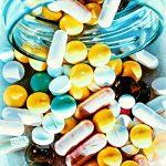 Medizin Tabletten Kapseln Pillen