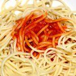 Spaghetti Tomatensosse