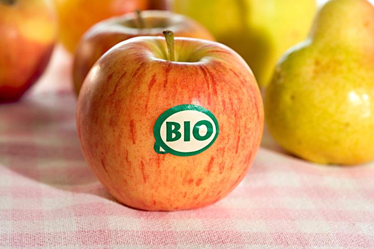Bio Apfel Birnen