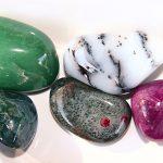 Mineralien Trommelsteine Edelsteine