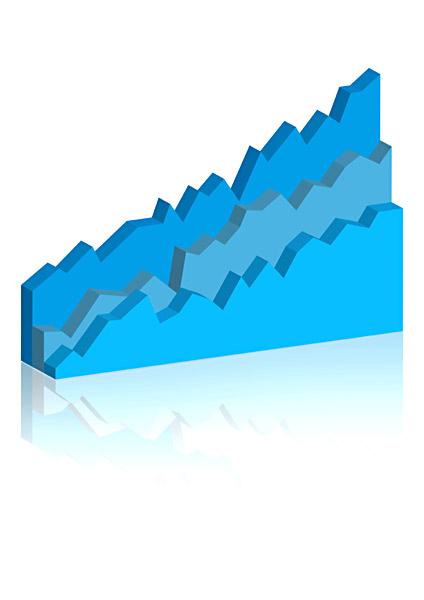 Börsenkurse Börsenkurve Index