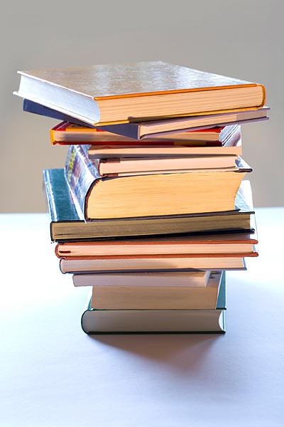 Bücherstapel Buchstapel