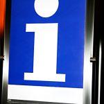Info-I Information Symbol