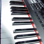 Keyboard Tasten Synthesizer