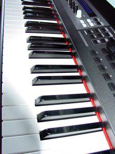 Keyboard Tasten Synthesizer