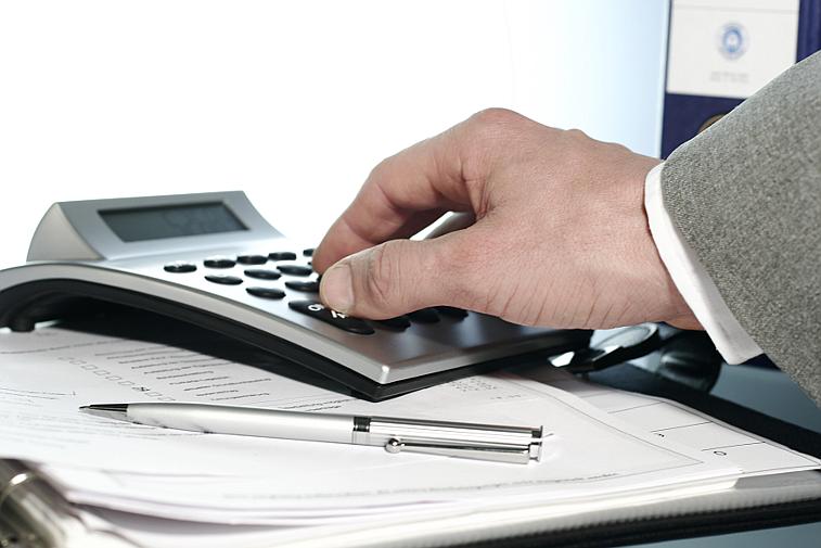 Tischrechner Kalkulator Manager
