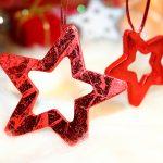 Weihnachtssterne rot