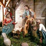 Weihnachtskrippe Mainz Krippenfiguren