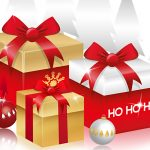 Weihnachtsgeschenke Weihnachtpakete Weihnachtskugeln Tannenbaum