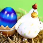 Osterei Hühnchen Hühner Osterdeko Huhn Eierbecher