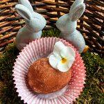 Schokoladen Marzipan Eier Osternest Osterhasen Rohkost